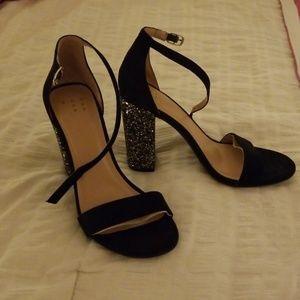 A New Day Block Heel Sandals